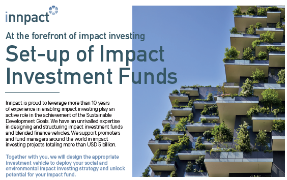 Designing and building your <br> impact investment fund <br