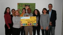 Innpact Donates €30k to SOS Villages d'Enfants for work in Guinea