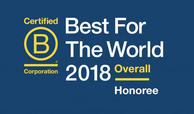 BCorp best for the world
