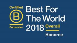 Innpact Honored as Best For The World 2018 B Corp