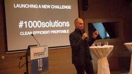Innpact and Solar Impulse Foundation sign a cooperation agreement to support the #1000solutions initiative
