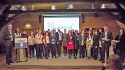 Celebrating 10Y at the forefront of impact finance